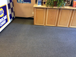 After Commercial Carpet Cleaning