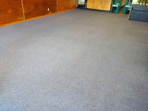 After Restaurant Carpet Cleaning