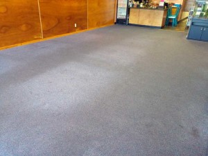 Before Restaurant Carpet Cleaning